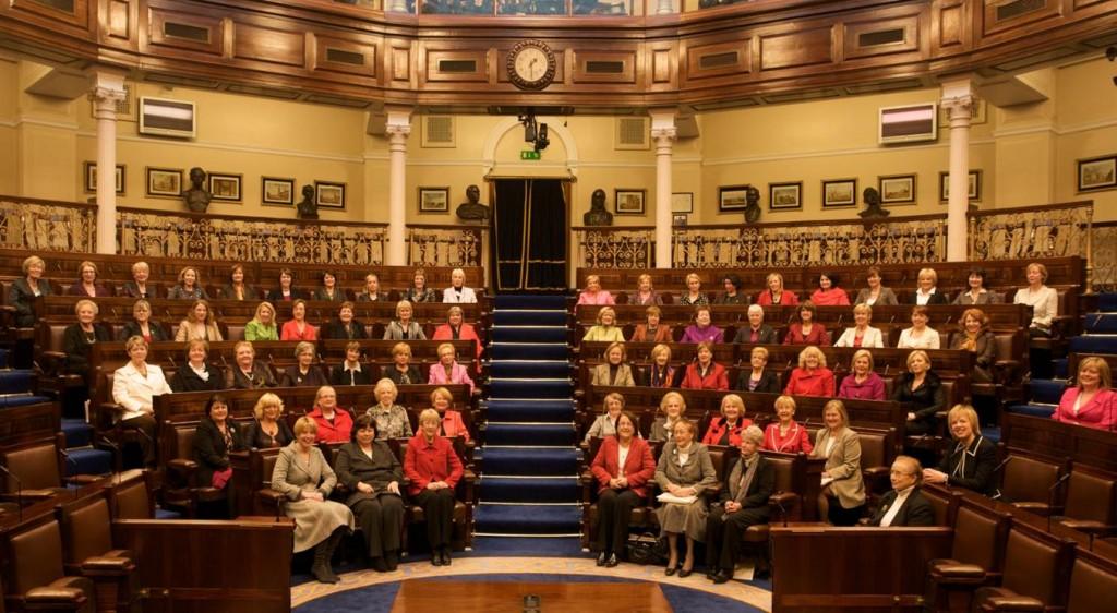 Oireachtas-women-1918-2008