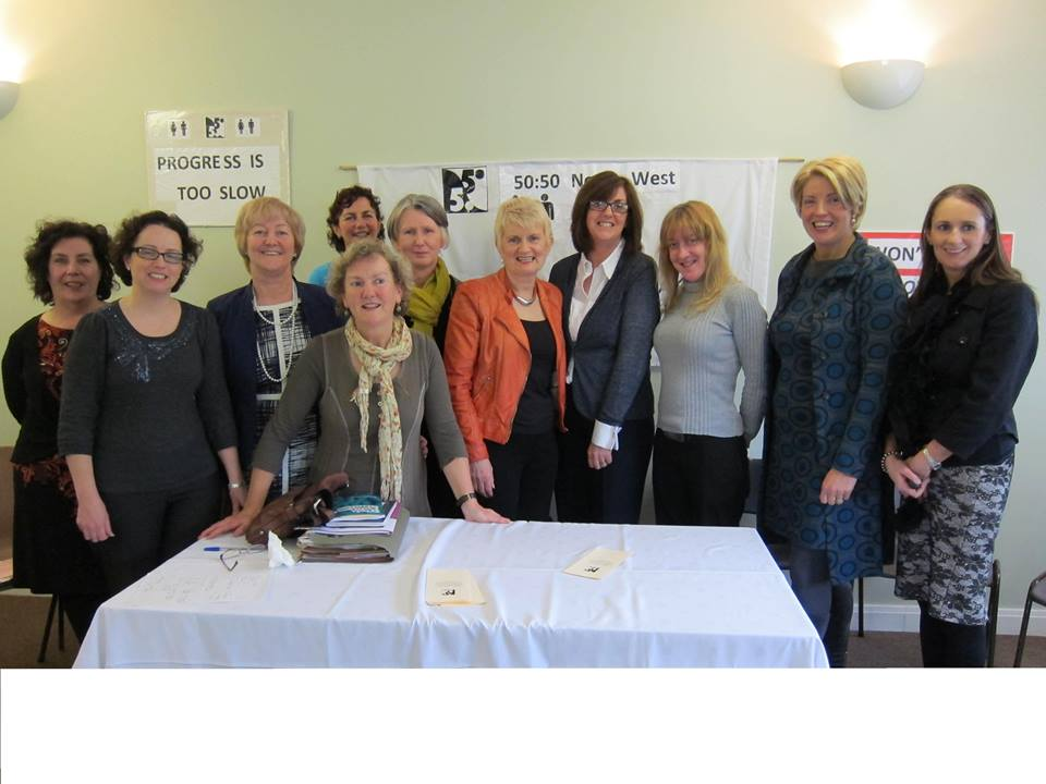 Meet and Chat with Female Politicians from the North West, Letterkenny 2013